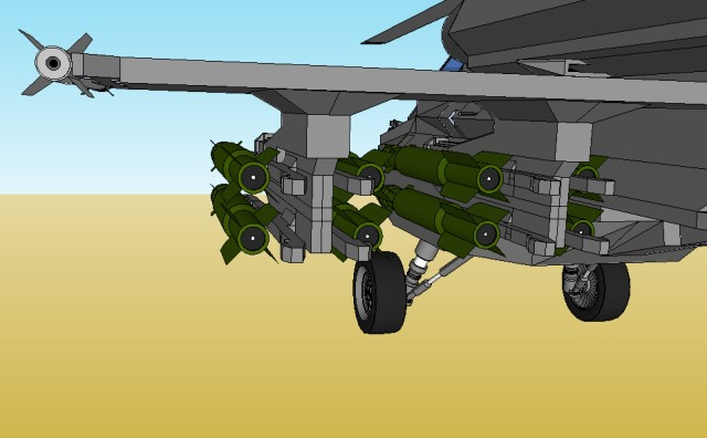Helicopter weapons 4