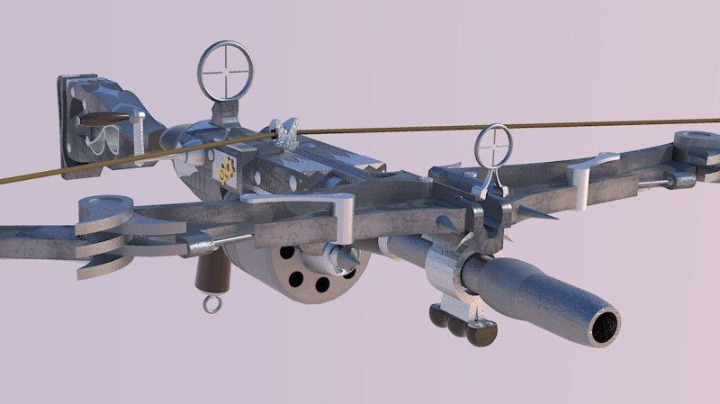 Crossbow Design Plans