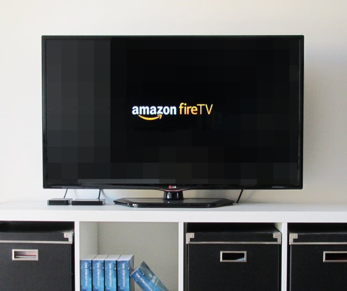 Amazon Fire TV - They promised me milk and honey