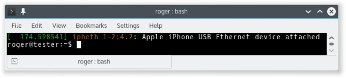 How To Access And Mount Iphone 6 In Linux Tutorial