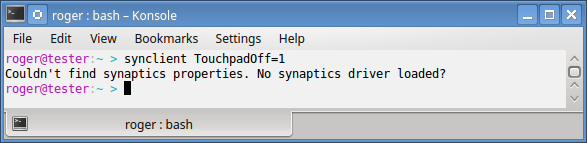 Touchpad & Synaptics issues in Linux Mint - Solution