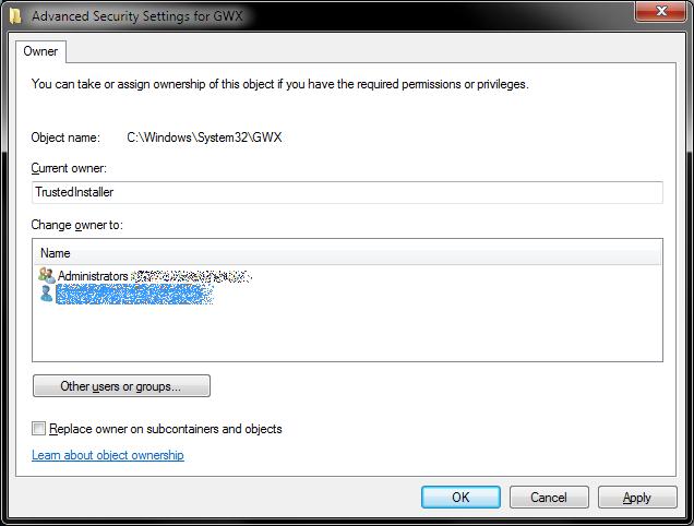 How to remove the Windows 10 GWX upgrade nonsense