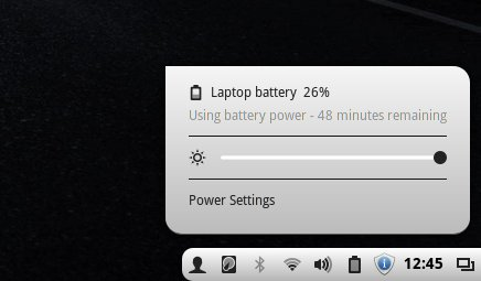 Battery life, final
