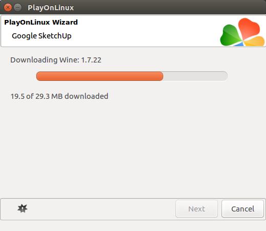 Sketchup running on Ubuntu 16 04 - Tutorial