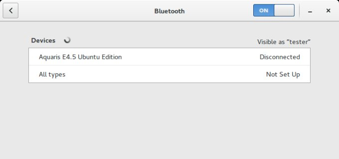 Bluetooth support, meh