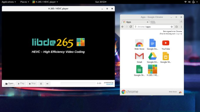 How to configure H 265/HEVC in Linux? - Tutorial