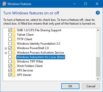 Let's bash Windows 10  I mean BASH on Windows 10!