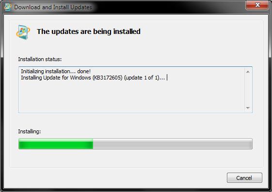 How to fix slow Windows 7 updates - Tutorial