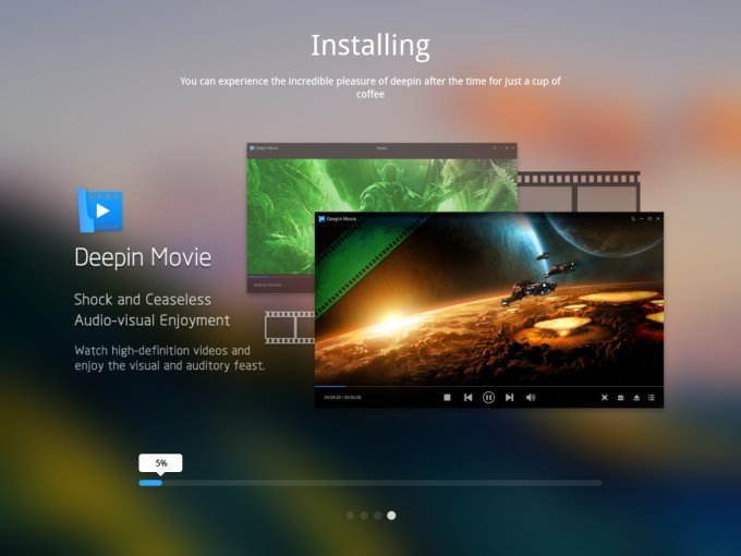 Deepin 15 4 review - All that glitters is not gold
