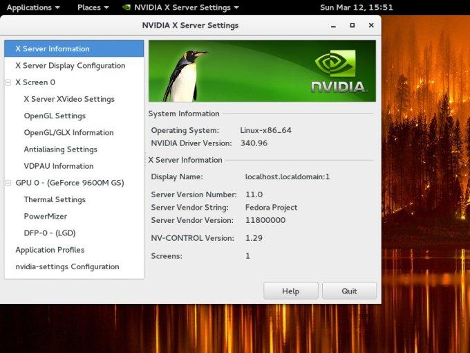 Fedora version upgrade - Laptop with Nvidia