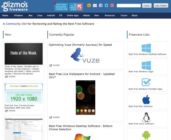 Dedoimedo interviews: Gizmo's Freeware