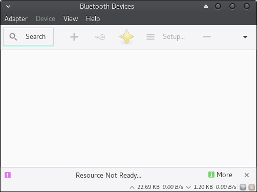 Bluetooth not working again
