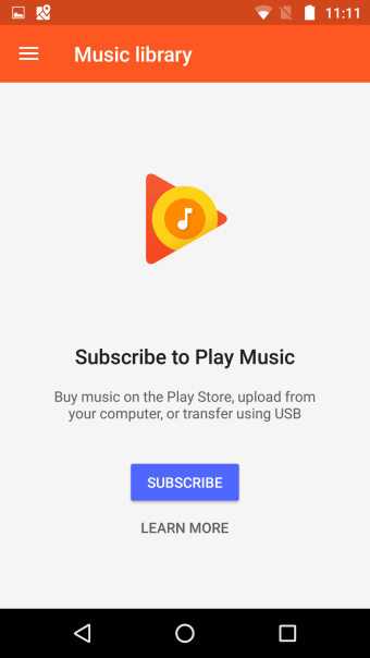 Play Music, subscribe loop