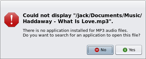 No MP3 applications