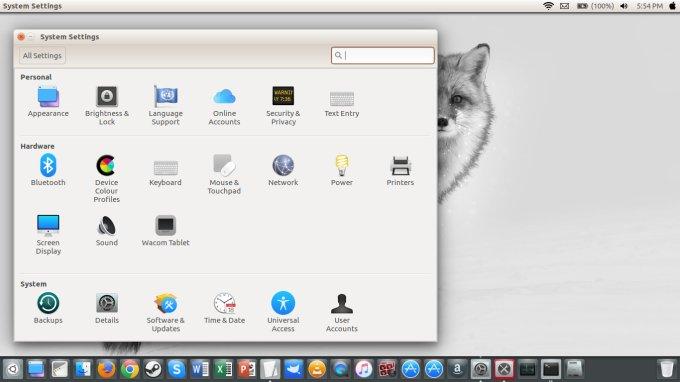 Some interesting Ubuntu themes and icons