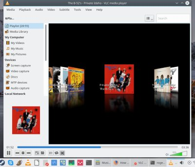 Vlc playlists little known party tricks both these can help transform vlc into something more like a typical flashy player that youd expect without sacrificing any of the awesome functionality ccuart Images