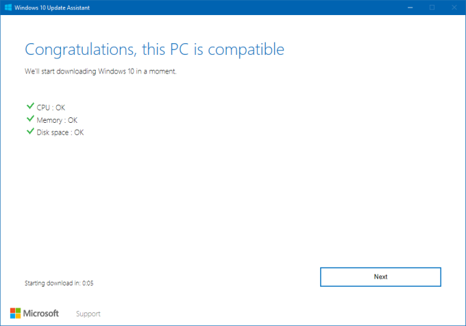 Windows 10 Creators Update - Let there be light