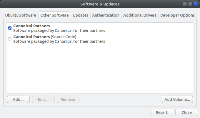 Partner software