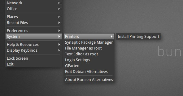Add printer support