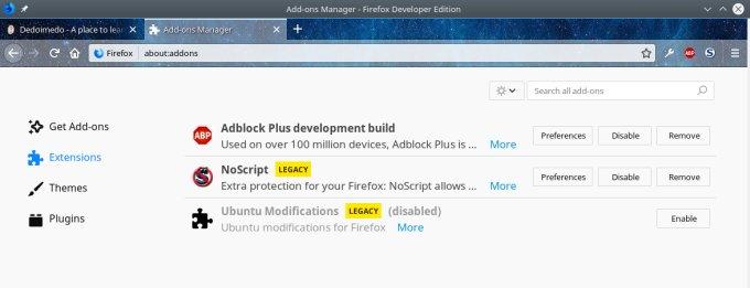 Firefox 57 - Trick or Treat?