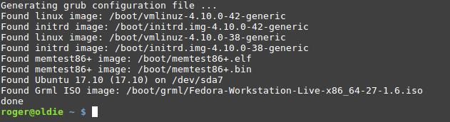 Installation workaround for RO NVRAM - GRUB2 ISO boot