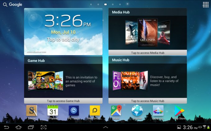 Samsung Galaxy Note 10 1 - Old tablet, new times