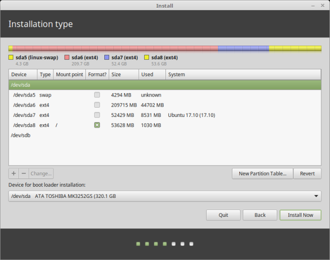 Linux Mint 18 3 Sylvia - Very nice