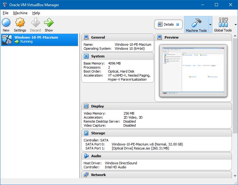 VirtualBox security hardening & WinVerifyTrust error