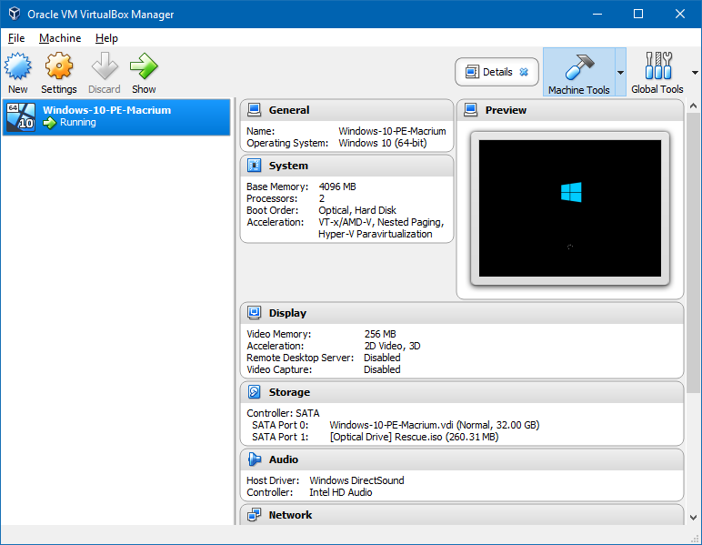 VirtualBox 5 2 overview - A nice, practical facelift