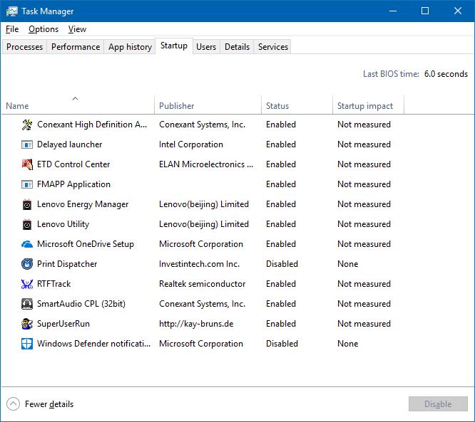 Windows 10 Fall Creators Update Build 1709 review