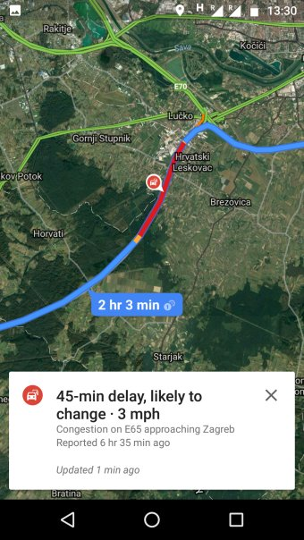 Windows Phone Navigation Road Test