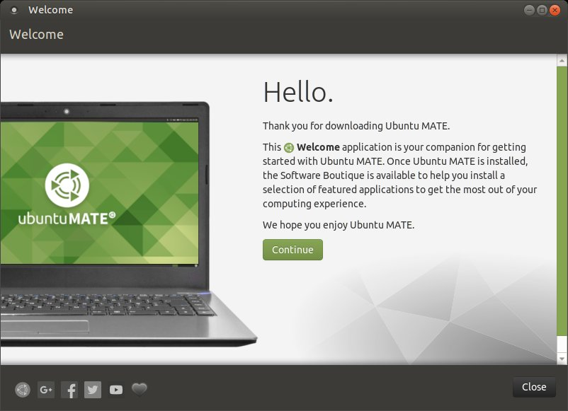 Ubuntu MATE 18 04 Bionic Beaver - Medium-well