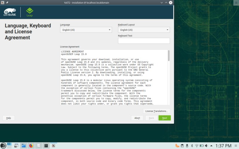 OpenSUSE Leap 15 Plasma - Way too buggy, me sad