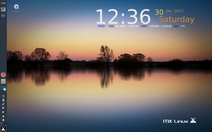 Mx linux mx 17 horizon shaping up beautifully