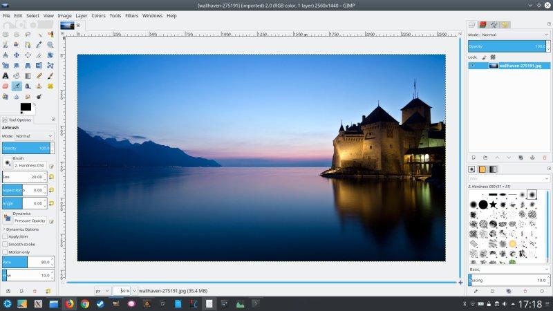 Plasma desktop & HD scaling tutorial