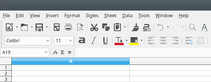 LibreOffice, looks better