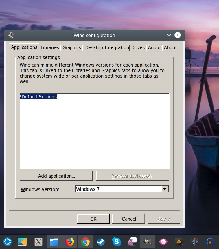 WINE applications on HD displays - Better looks