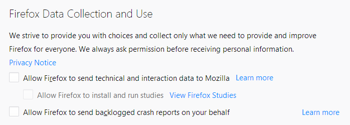 Firefox disables all add-ons - Problem & Solution