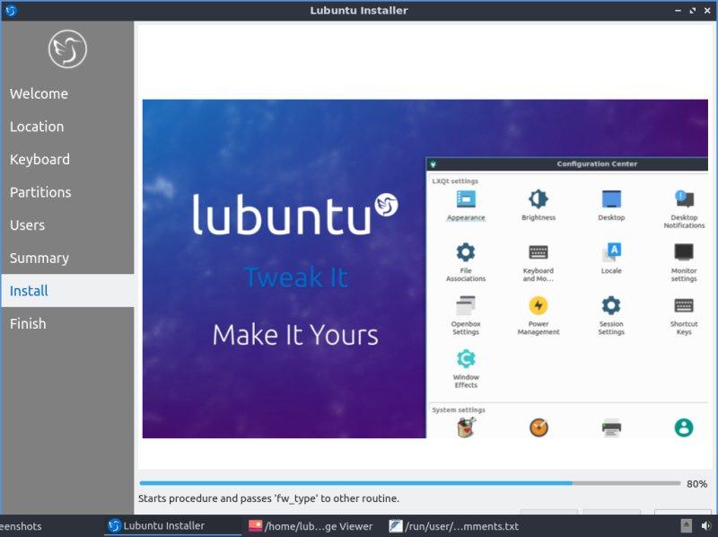 Lubuntu 19 04 Disco Dingo - Casus vitae
