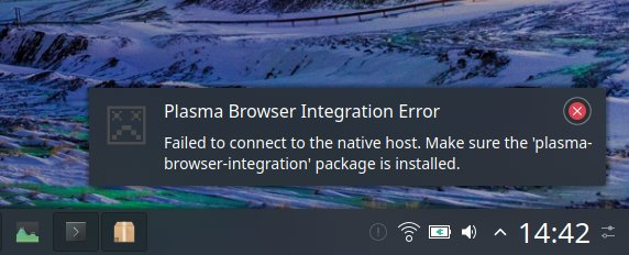Browser integration