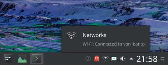 Wireless, connected