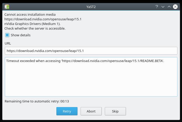 OpenSUSE Leap 15 1 - A dream come untrue