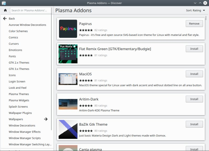 Plasma 5 16 review - A tidal wave of goodness