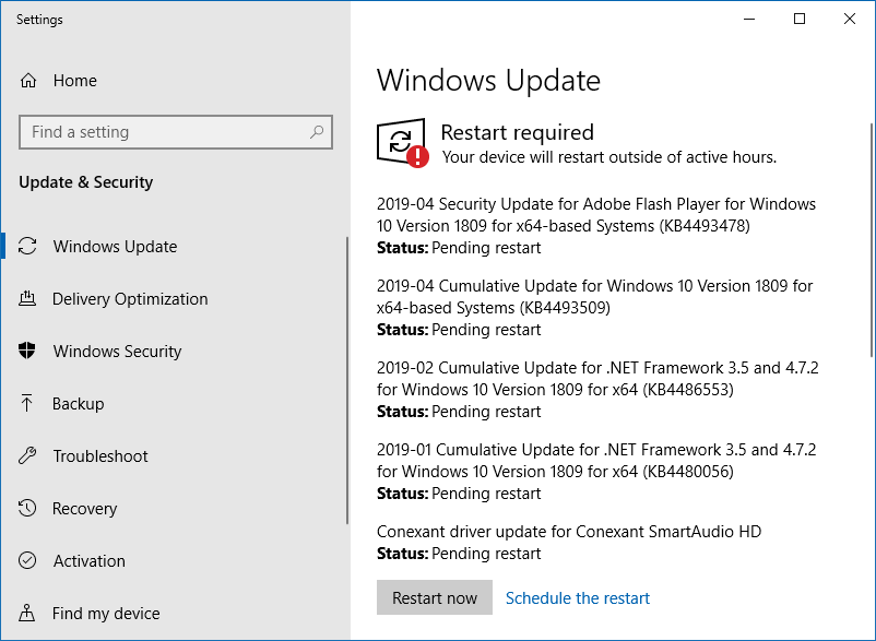 Windows 10 updates - One small step for man, one big