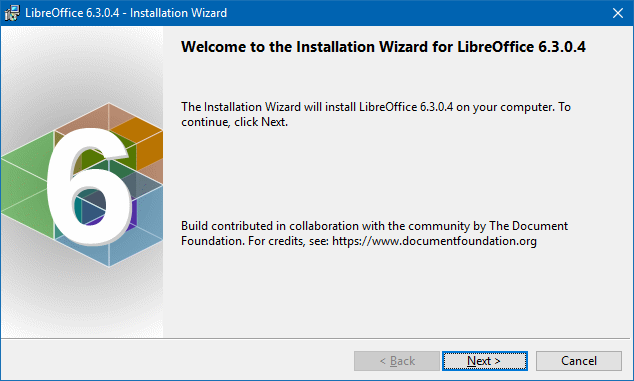 LibreOffice 6 3 - Waiting for a miracle