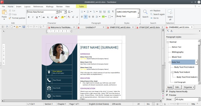 Office template 3