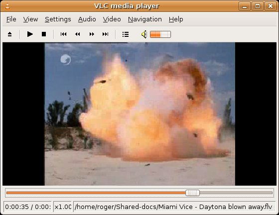 VLC working