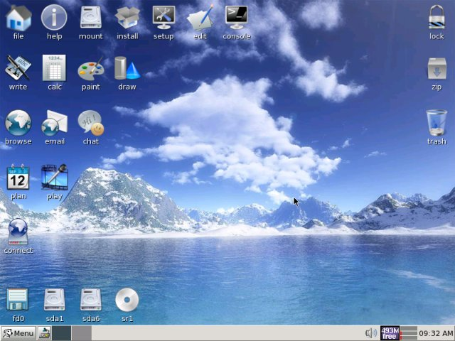 Puppy desktop