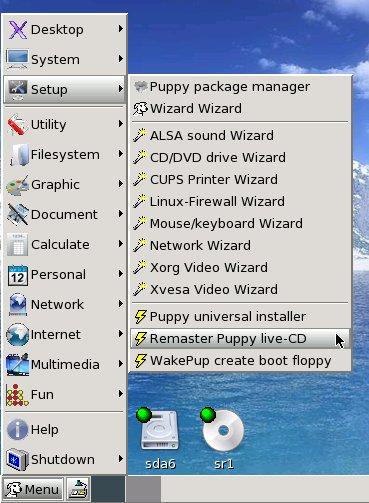 Puppy remaster