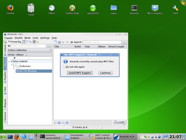 openSUSE 11 - Review & Tutorial - Page 5